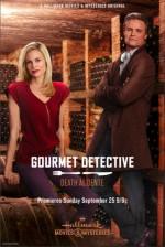 Death Al Dente: A Gourmet Detective Mystery (2016) afişi