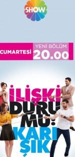 İlişki Durumu Karışık (2015) afişi