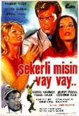 Şekerli Misin Vay Vay (1965) afişi