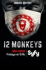 12 Monkeys (2015) afişi