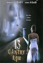 13 Gantry Room (1998) afişi