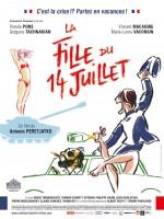 14 Temmuz'daki Kız (2013) afişi