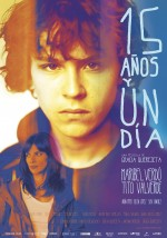 15 años y un día (2013) afişi