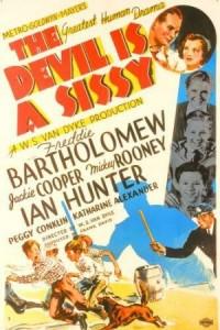 The Devil ıs A Sissy (1936) afişi