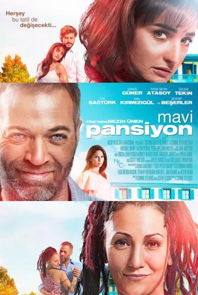 Mavi Pansiyon (2011) afişi