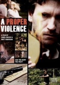 A Proper Violence  afişi