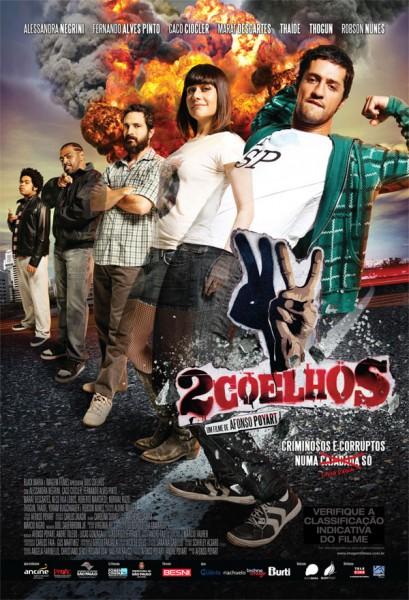 Two Rabbits (2012) afişi