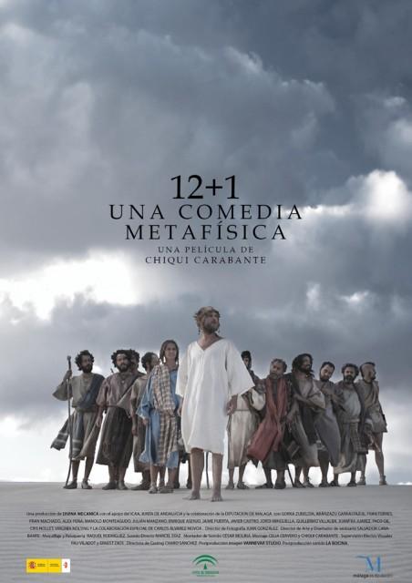 12+1, Una Comedia Metafísica (2011) afişi