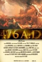 476 A.D.  afişi
