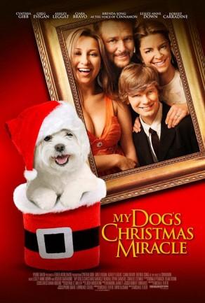 My Dog's Christmas Miracle (2011) afişi