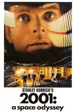 2001: Uzay Macerası (1968) afişi