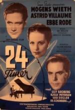24 Timer (1951) afişi
