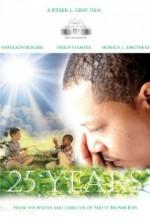 25 Years (2013) afişi