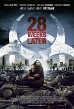 28 Hafta Sonra (2007) afişi