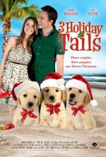 3 Holiday Tails (2011) afişi