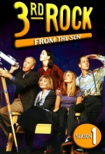 3rd Rock From The Sun (2001) afişi