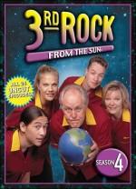 3rd Rock from the Sun Season 4 (1998) afişi