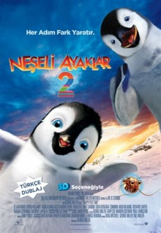 Ne�eli Ayaklar 2  Happy Feet 2 in 3D