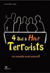 4 and a Half Terrorists  afişi