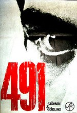 491 (1964) afişi