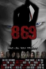 869 (2012) afişi