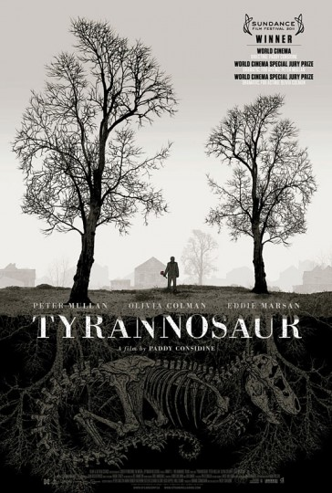 Tyrannosaur (2011) afişi