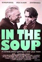 In The Soup (1992) afişi