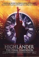 İskoçyalı 3: Ölümsüz Savaşçı (1994) afişi