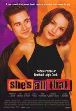 İşte Böyle Bir Kız (1998) afişi