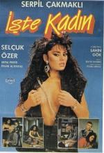 İşte Kadın (1987) afişi