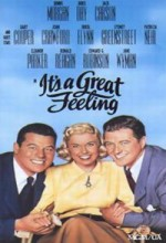 It's A Great Feeling (1949) afişi
