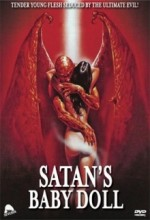 A Girl For Satan (1982) afişi