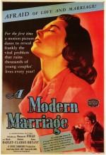 A Modern Marriage (1950) afişi