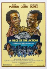 A Piece Of The Action (1977) afişi