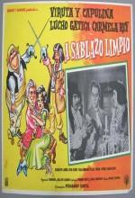 A Sablazo Limpio (1958) afişi