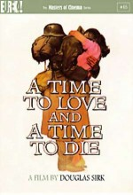 A Time To Love And A Time To Die (1958) afişi