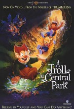 A Troll In The Central Park (1994) afişi
