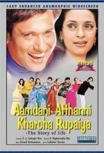 Aamdani Atthanni Kharcha Rupaiya (2001) afişi