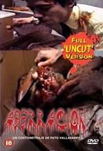 Aberración (2001) afişi