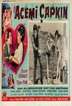 Acemi Çapkın (1964) afişi