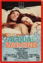 Acqua E Sapone (1983) afişi