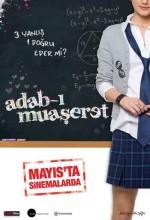 Adab-ı Muaşeret (2009) afişi