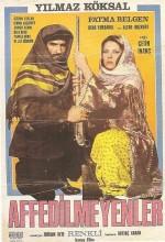 Affedilmeyenler (1972) afişi