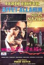 Affet Allahım (I) (1986) afişi