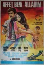 Affet Beni Allahım (1968) afişi