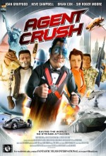 Agent Crush (2008) afişi