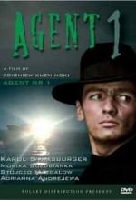 Agent Nr 1 (1972) afişi