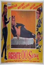Agente 00 Sexy (1968) afişi