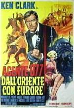 Agente 077 Dall'oriente Con Furore (1965) afişi