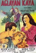 Ağlayan Kaya (1957) afişi